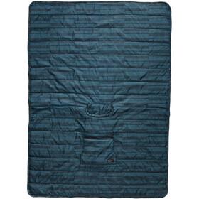 Therm-a-Rest Honcho Poncho, blue print